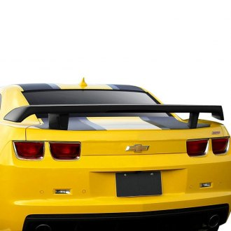 Carbon Creations® - High Wing Style Fiberglass Trunk Lid Spoiler (Unpainted)