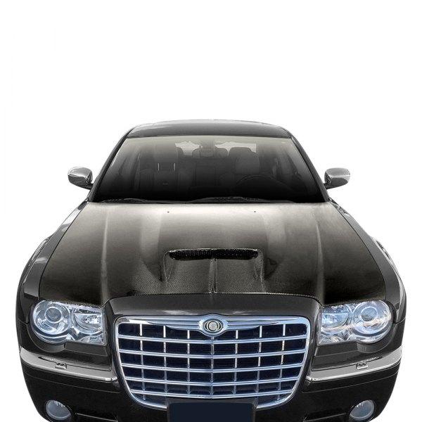 Chrysler 300 300c 2006 2d Small Dash Kit: Carbon Creations® 112954