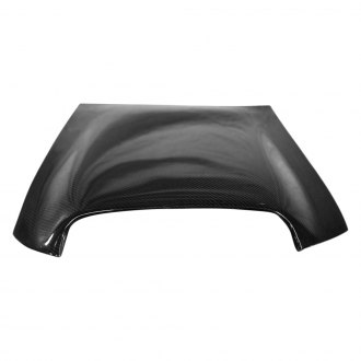 Carbon Creations® - Type 1 Style Carbon Fiber Hood Scoop
