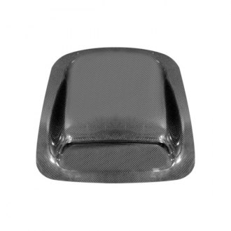 Carbon Creations® - Type 2 Style Carbon Fiber Hood Scoop
