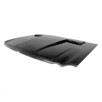 Carbon Creations® - Challenger Style Carbon Fiber Hood