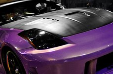 Carbon Creations® - Carbon Fiber Body Kit on Nissan 350Z
