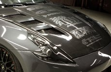 Carbon Creations® - Carbon Fiber Body Kit on Nissan 370Z