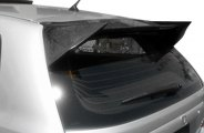 Carbon Creations® - Type M Roof Wing Spoiler - HATCHBACK