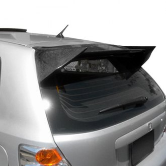 Carbon Creations® - Type M Carbon Fiber Roof Window Wing Spoiler