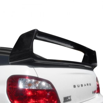 Carbon Creations® - STI Look Carbon Fiber Wing Trunk Lid Spoiler