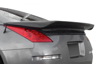 Carbon Creations® - Vader 2 Style Carbon Fiber Wing Trunk Lid Spoiler