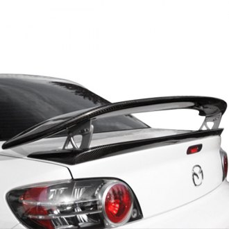 Carbon Creations® - M-1 Style Carbon Fiber Speed Wing Trunk Lid Spoiler