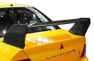 Carbon Creations® - Evo 7 Style Rear Wing Spoiler