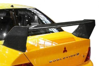 Carbon Creations® - Evo 7 Style Carbon Fiber Wing Trunk Lid Spoiler