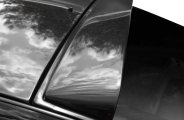 Carbon Creations® - D1 Style Roof Window Wing Spoiler