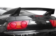 Carbon Creations® - Type X Rear Wing Spoiler - HATCHBACK