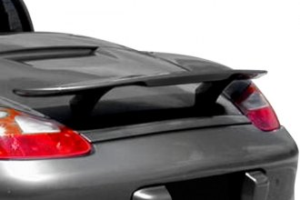 Carbon Creations® - Maston Style Carbon Fiber Maston Wing Trunk Lid Spoiler