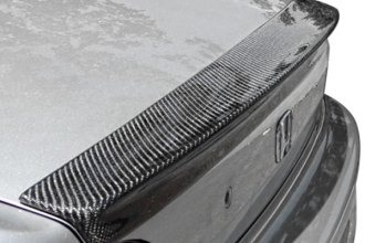 Carbon Creations® - A-Sport Style Carbon Fiber Wing Trunk Lid Spoiler