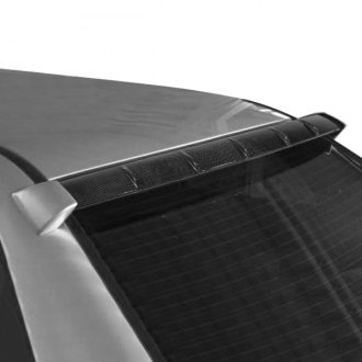 Carbon Creations® - Z-Speed Style Carbon Fiber Roof Window Wing Spoiler