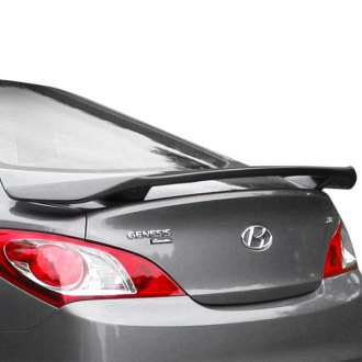 Carbon Creations® - Track Style Carbon Fiber Wing Trunk Lid Spoiler