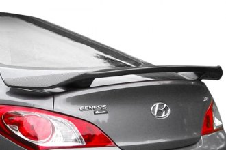 Carbon Creations® - Track Look Style Carbon Fiber Wing Trunk Lid Spoiler