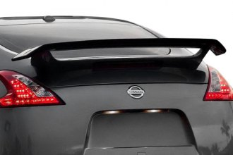 Carbon Creations® - N-2 Style Carbon Fiber Wing Trunk Lid Spoiler