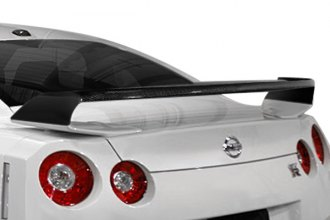 Carbon Creations® - Eros Version 1 Carbon Fiber Rear Wing Trunk Lid Spoiler