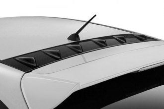 Carbon Creations® - Vortex Style Carbon Fiber Roof Window Wing Spoiler