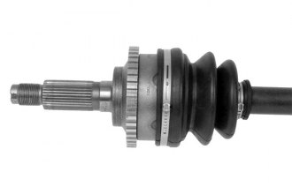 A1 Cardone® 60-8035 - Remanufactured Rear Passenger Side Constant Velocity Drive Axle