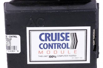 A1 Cardone® - Remanufactured Cruise Control Module