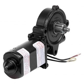 A1 Cardone® - Remanufactured Front Passenger Side Power Window Motor