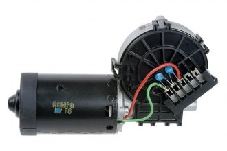 A1 Cardone® 43-3400 - Remanufactured Windshield Wiper Motor
