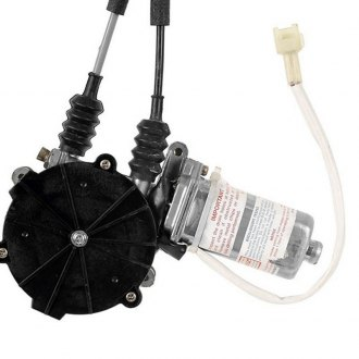 A1 Cardone® - Remanufactured Rear Power Window Motor and Regulator Assembly