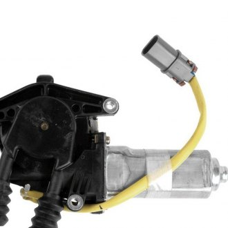 A1 Cardone® - Remanufactured Rear Power Window Regulator and Motor Assembly