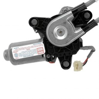 A1 Cardone® - Remanufactured Power Window Motor and Regulator Assembly