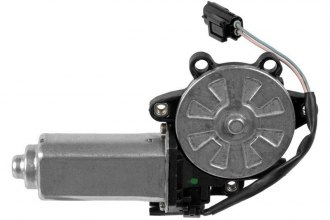 A1 Cardone® 47-3592 - Remanufactured Power Window Motor