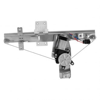 Cardone Select® - Rear Power Window Regulator and Motor Assembly