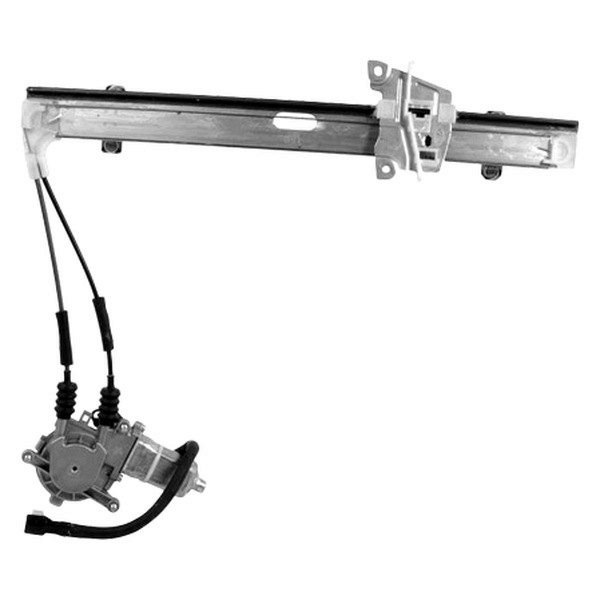 Cardone Select® - Front Driver Side Power Window Regulator and Motor Assembly