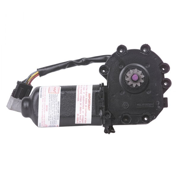 Cardone Reman® - Remanufactured Front Driver Side Window Motor