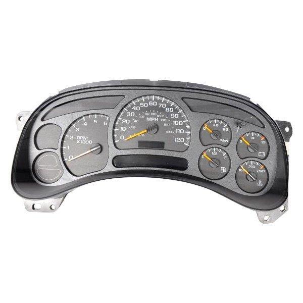 rebuilt instrument clusters speedometers