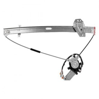 Cardone Select® - Front Driver Side Power Window Motor and Regulator Assembly