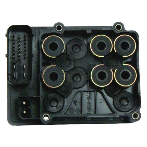 on 2002 Ford Explorer 4wd Control Module