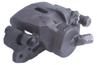 A1 Cardone® 19-B571 - Remanufactured Front Driver Side Rust Preventative Finish Disc Brake Caliper