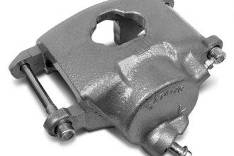Cardone Ultra® - Premium Remanufactured Unloaded Front Driver Side Brake Caliper