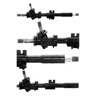 A1 Cardone® - Remanufactured Manual Steering Rack and Pinion Assembly