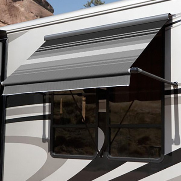 Carefree 174 Ic0551 Sl Manual White Window Awning Arm