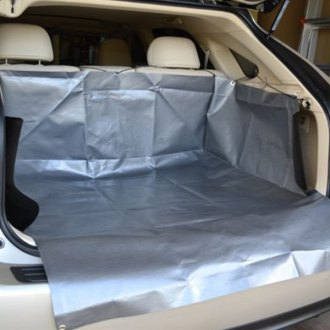 CarGo Apron® - Silver/Black Removable Cargo Liner