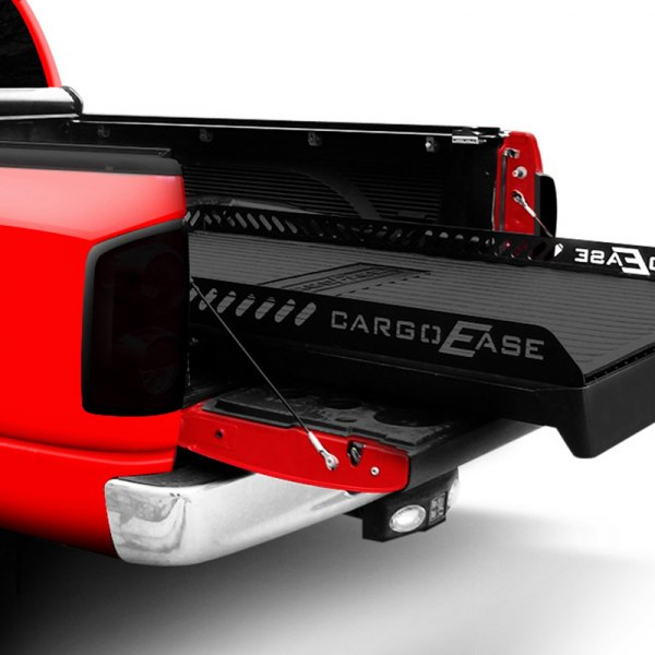 Image may not reflect your exact vehicle! Cargo Ease® - Bed Slide