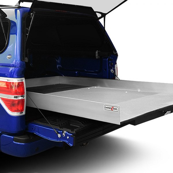 Image may not reflect your exact vehicle! Cargo Ease® - Hybrid Series Bed Slide