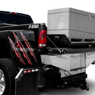 Image may not reflect your exact vehicle! Cargo Ease® - Titan 3000 Series Bed Slide