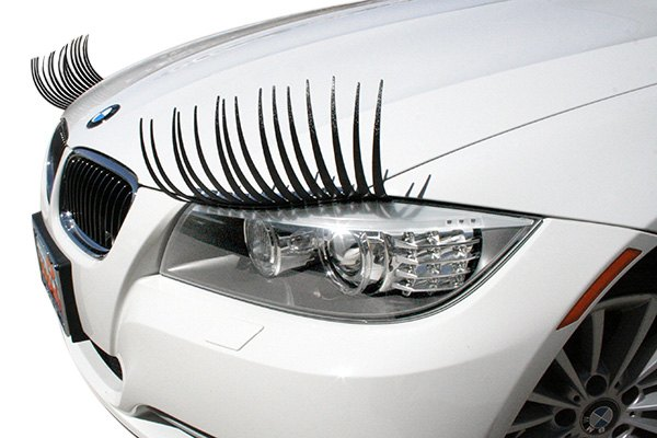 CarLashes® - Car Lashes - Black