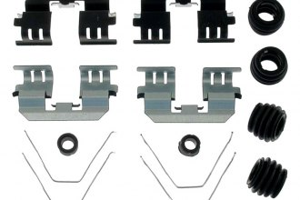 Carlson® - Disc Brake Hardware Kit