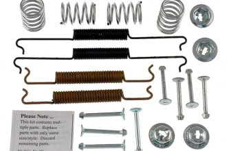 Carlson® 17179 - Rear Drum Brake Hardware Kit