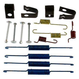 Carlson® - Rear Drum Brake Hardware Kit